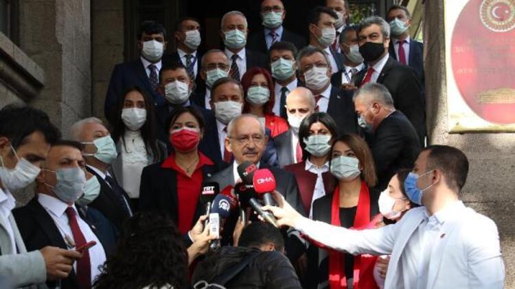 Kılıçdaroğlu: Cumhuriyet'in ilanı bizim en büyük devrimimizdir