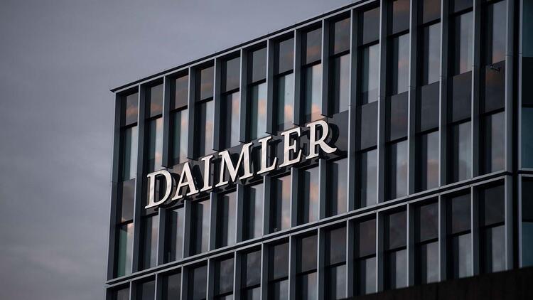 Daimler'e şantaja 6.5 yıl hapis