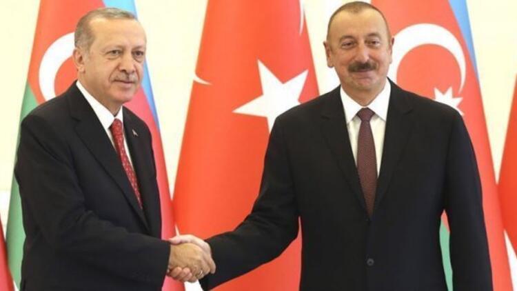Son dakika... Cumhurbaşkanı Erdoğan, Aliyev'le görüştü