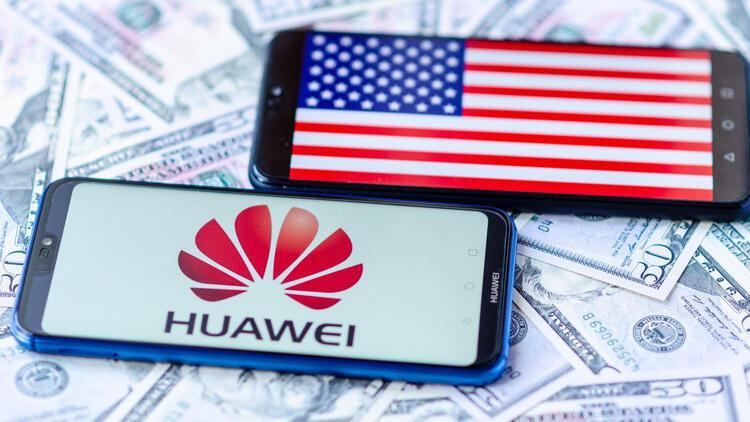 Huawei için ABDden işlemci vizesi çıktı