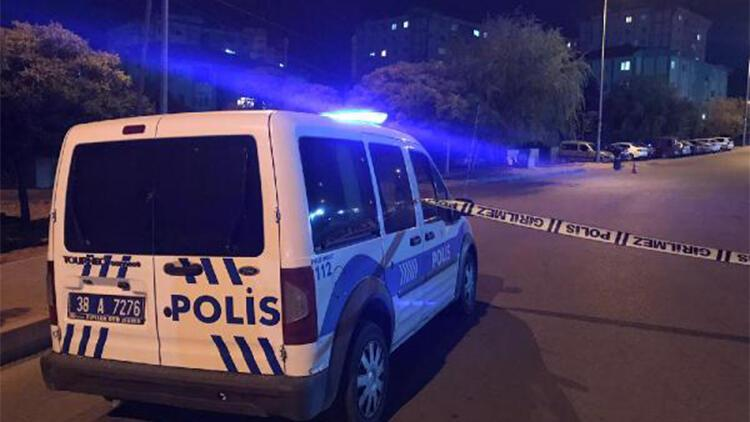 Kayseri'de şüpheli valiz fünye ile patlatıldı
