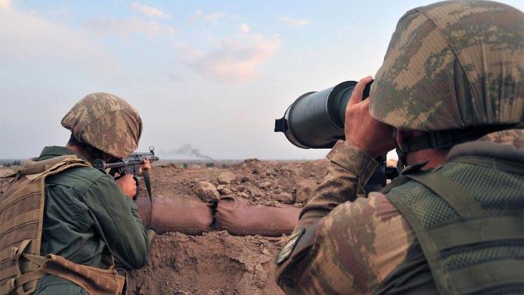 Son dakika... MSB duyurdu: 5 PKK/YPGli terörist etkisiz hale getirildi