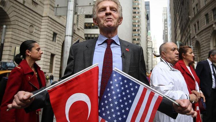 29 Ekim Cumhuriyet Bayramı ABDde kutlandı