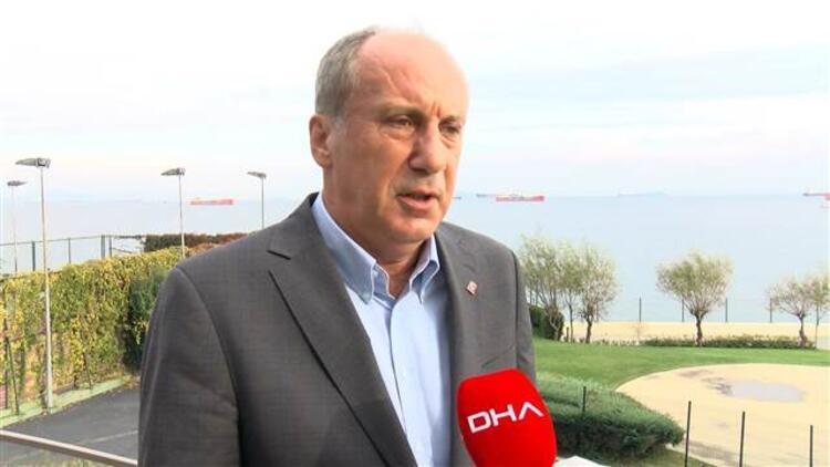 Son dakika haberleri: Muharrem İnce'den CHP'ye tepki! 'Her gün yeni bir skandal duyuyoruz'