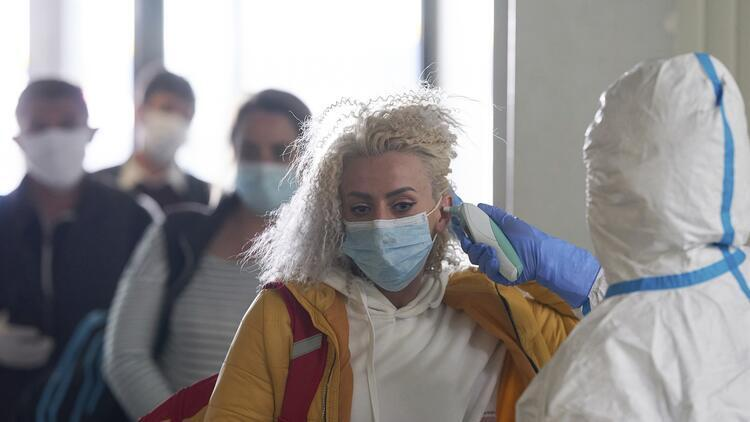 Almanyada koronavirüs kâbusu Korkutan artış