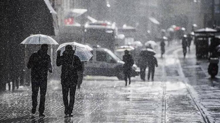 Son dakika haberi:  Meteorolojiden İstanbul için kritik uyarı: Şiddetli geliyor
