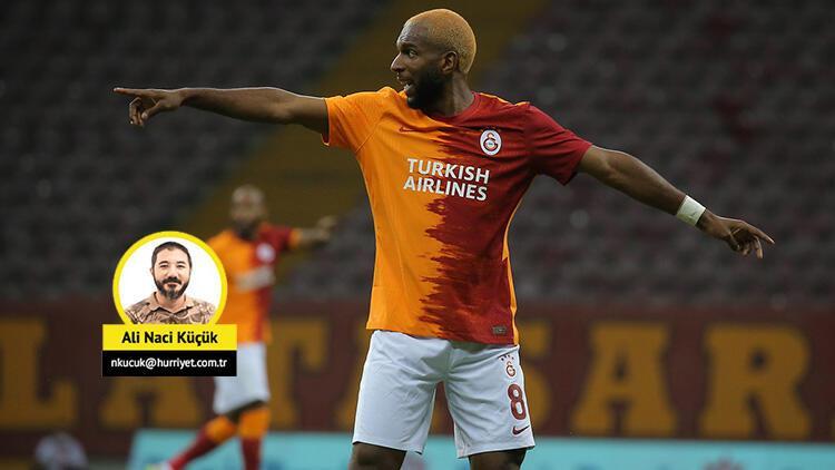 Son Dakika Haberi | Galatasarayda Babel için yeni kriter performans
