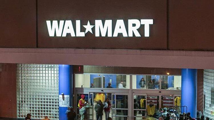 Wallmart mağazalarındaki silahları toplattı