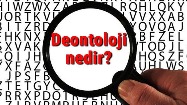 Deontoloji nedir ve neyi inceler Deontoloji bilimi hakkında kısaca bilgiler