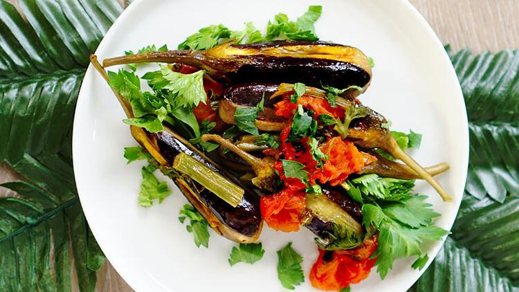 İki süper besin bir arada: Patlıcan ve kereviz