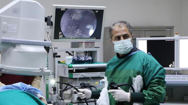 Şanlıurfada safra ve pankreas tedavisinde ERCP yöntemi