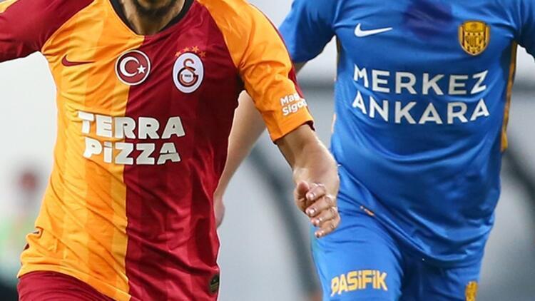 Galatasaray ile Ankaragücü 99. kez karşılaşacak İstanbulda sarı kırmızılılar üstün...