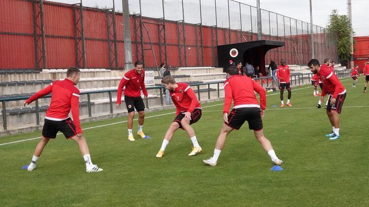 Gençlerbirliğinin konuğu Gaziantep FK Sahasındaki son 5 maçta...