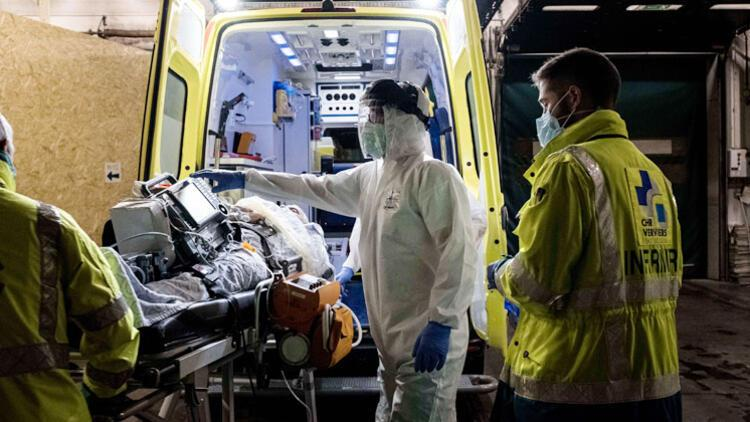 Belçika korona hastalarını gerekirse Almanya'ya gönderecek