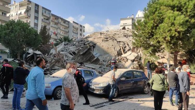 Son dakika... Kandilliden açıklama: 5.8e kadar artçı depremler olabilir