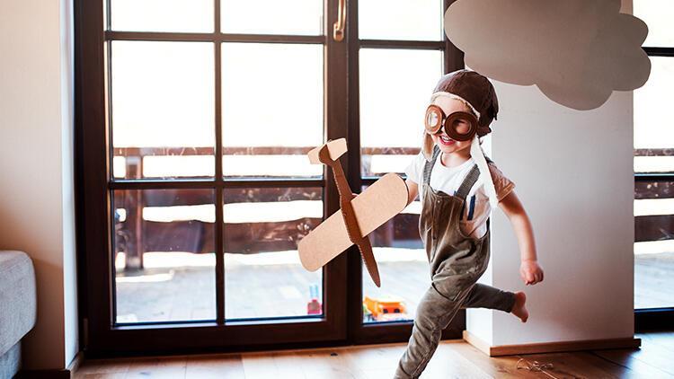 Çocuğunuzun yaratıcılığını nasıl destekleyebilirsiniz?