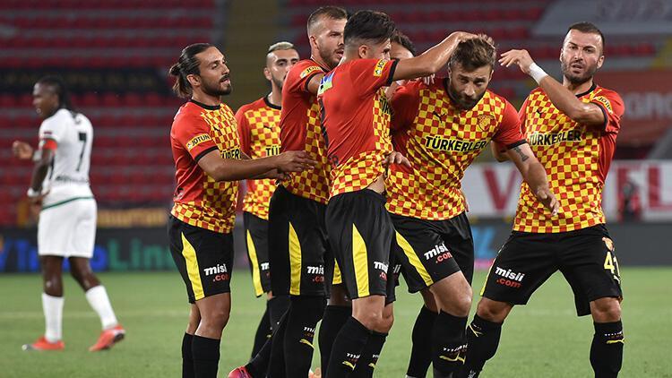 Son Dakika | İzmirdeki deprem sebebiyle Göztepe - Alanyaspor maçı ertelendi