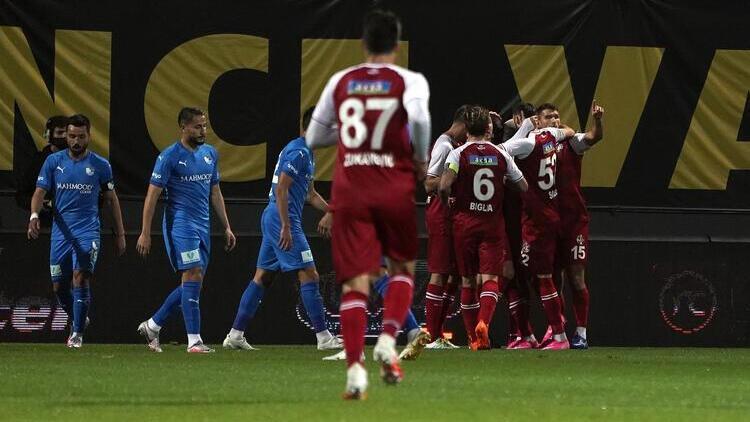 Karagümrük 5-1 Erzurumspor (Maç sonucu ve özeti)
