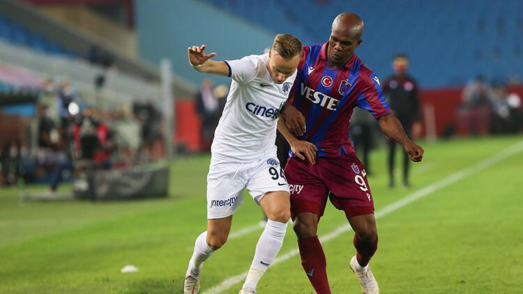 Trabzonspor 3-4 Kasımpaşa (Maçın özeti)