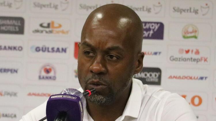 Son Dakika Haberi   Trabzonsporda Eddie Newtondan başarı açıklaması Beklemelisiniz