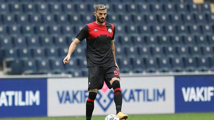 Fatih Karagümrüklü futbolcu Erik Sabo: Erken gol etkili oldu
