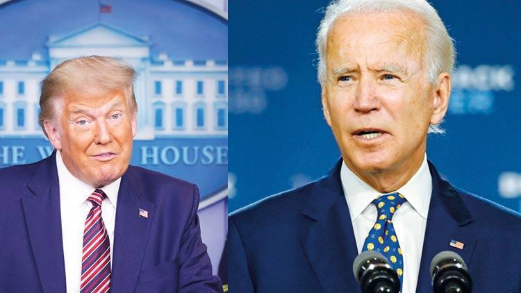 Trump ve Biden kritik eyaletlerden Florida'da