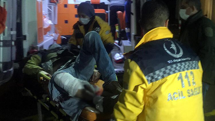 Son dakika haberler: Bursada dehşet Pompalı tüfekle vurulan genç yaralandı