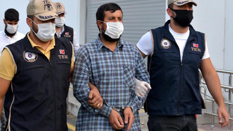 DEAŞ'ın sözde komutanı Adana'da yakalandı