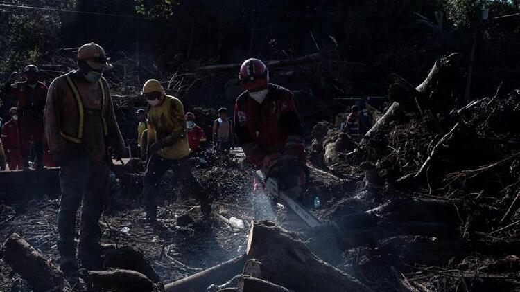 El Salvadorda toprak kayması: 9 ölü