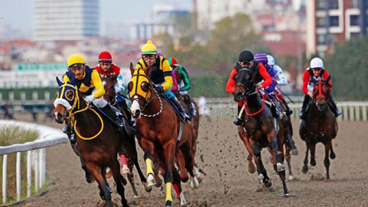 Son Dakika   TJK açıkladı İzmirdeki at yarışları ertelendi