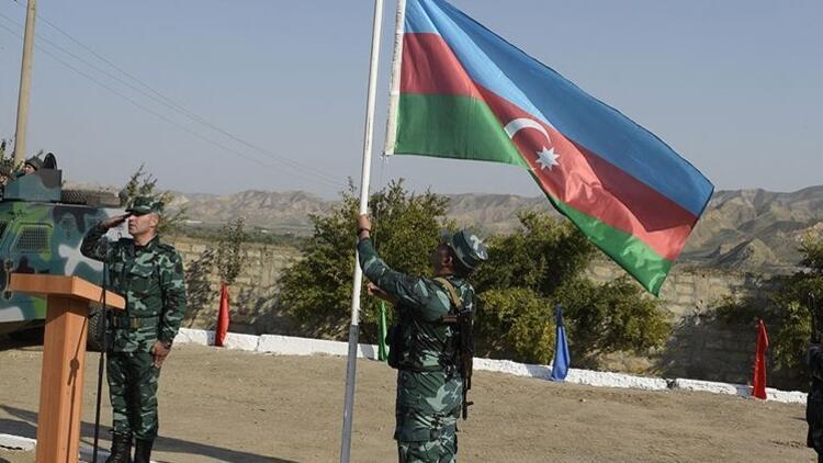 Azerbaycan, Ermenistanın işgalinden kurtarılan İran sınırına karakollar kurdu