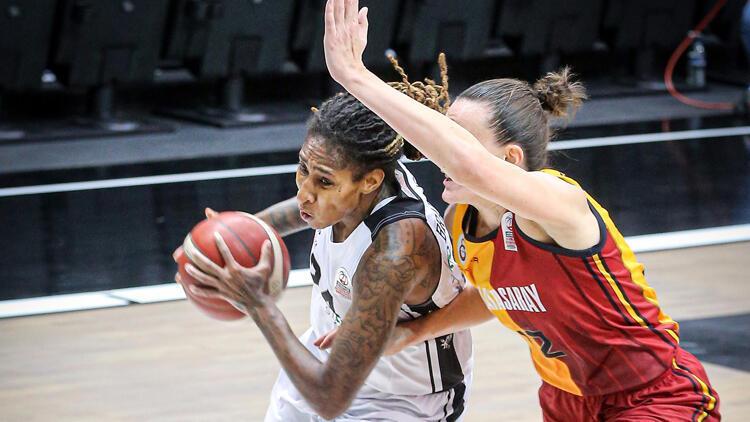 Beşiktaş HDI Sigorta: 73 - Galatasaray: 84