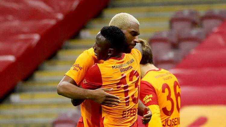 Galatasaray 1-0 MKE Ankaragücü (Maçın özeti)