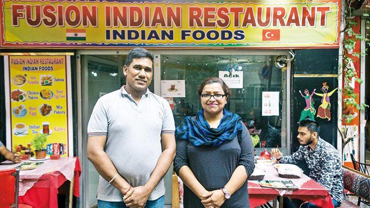 'Yemeklerimiz Bollywood filmlerinden fazlasını vaat ediyor'