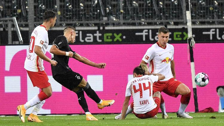 Son Dakika Haberi   Leipzig, Bundesligada ilk mağlubiyetini aldı