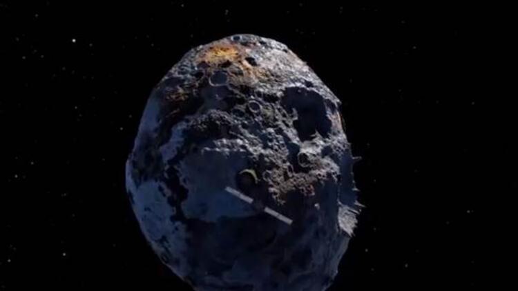 NASA çalışma yaptı Değeri 10 bin katrilyon dolar