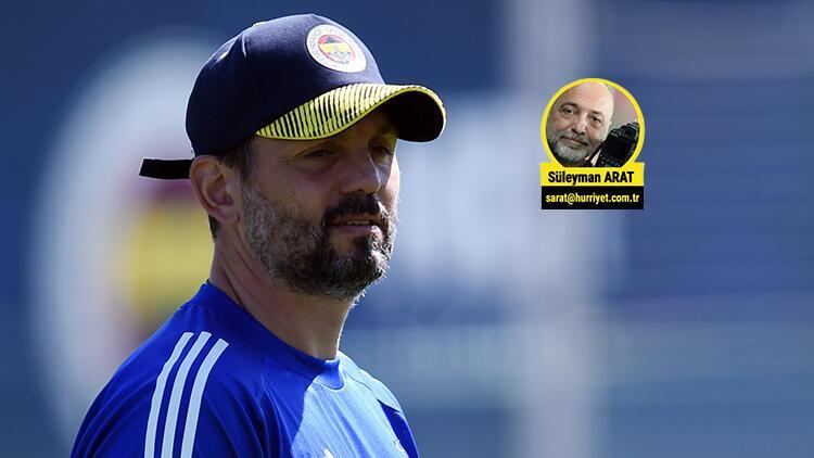 Son Dakika Haberi | Fenerbahçe'de orta sahada akıl oyunları