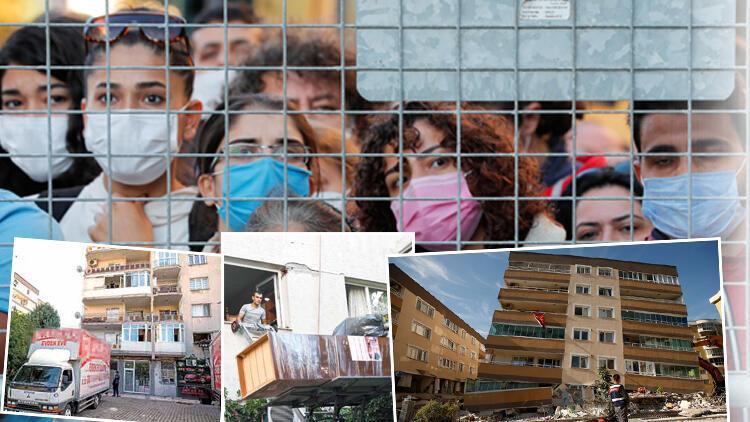 Son dakika haberler: İzmir depreminin ardından isyan ettiren vicdansızlık! Kiralar 500 lira yükseldi!
