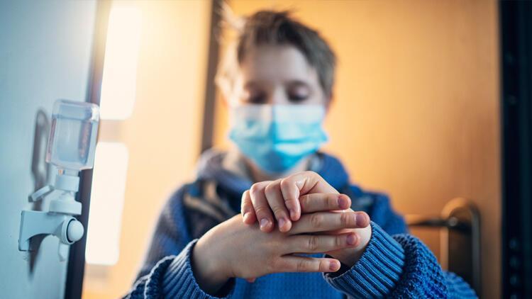 Uzmanından çocuklarda dezenfektan kullanımı uyarısı