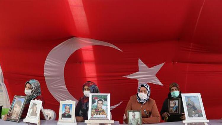 HDP önündeki eylemde 427'nci gün