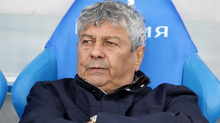 Son Dakika   Lucescu'nun çalıştırdığı Dinamo Kiev'de 11 koronavirüs vakası!