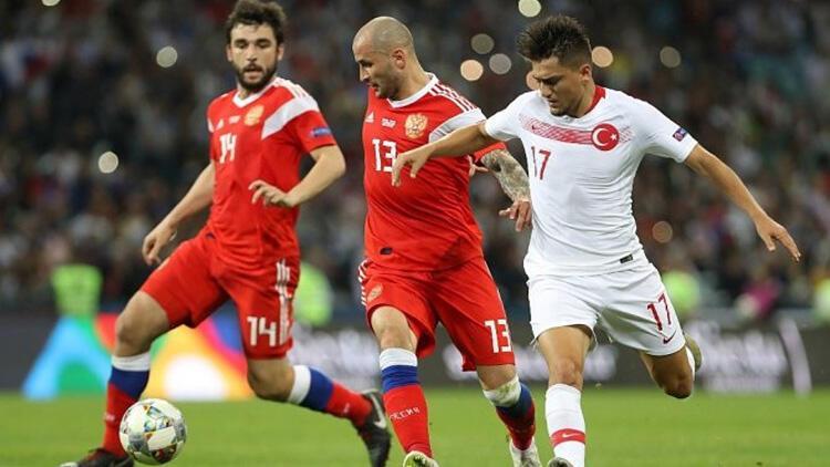 Rusya'nın Türkiye maçı aday kadrosu açıklandı