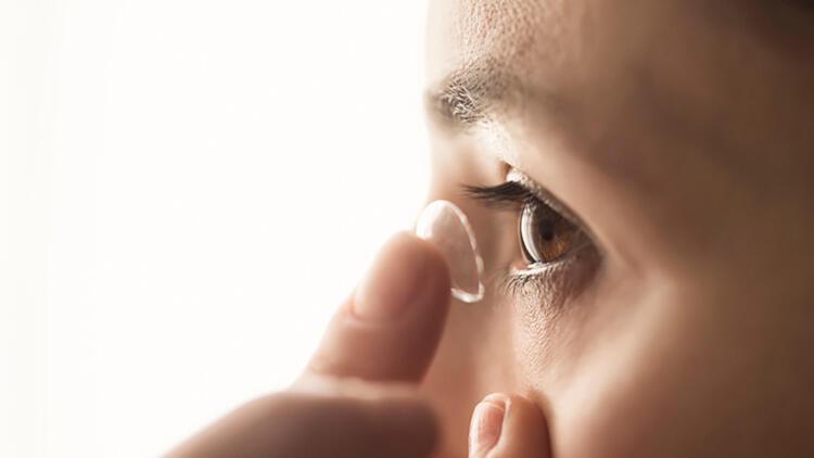 Kontakt lens kullanımında nelere dikkat edilmeli?