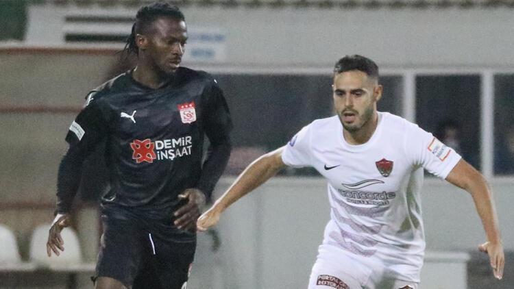 Hatayspor 1-1 Sivasspor (Maç sonucu ve özeti)