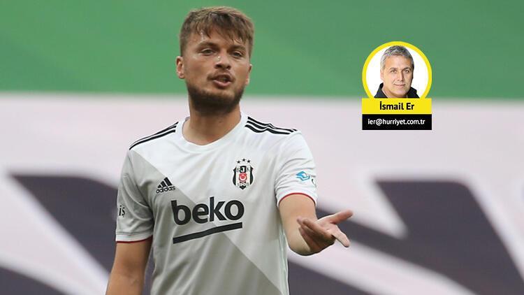 Son Dakika Haberi | Beşiktaş'ta Adem Ljajic tepkiler sonrası vites yükseltti
