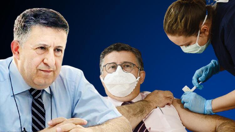 Son dakika haberi... Ünlü profesör Necmettin Ünal koronavirüs aşısı olmuştu! Deneyimlerini yazdı