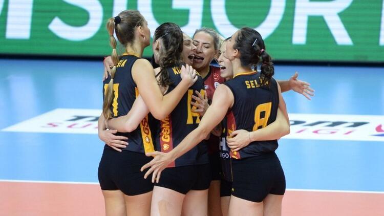 Misli.com Sultanlar Ligi | Çan Gençlik Kalespor 2-3 Galatasaray HDI Sigorta