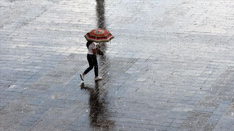 Meteorolojiden kuvvetli yağış uyarısı.. İşte il il hava durumu raporu