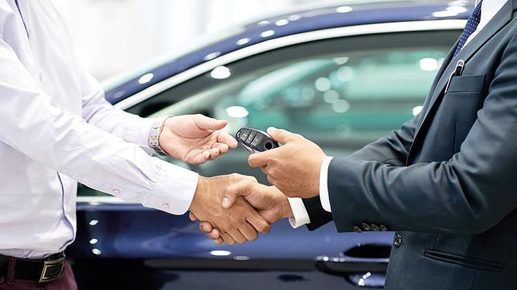 Otomotiv satışları rekor seviyede