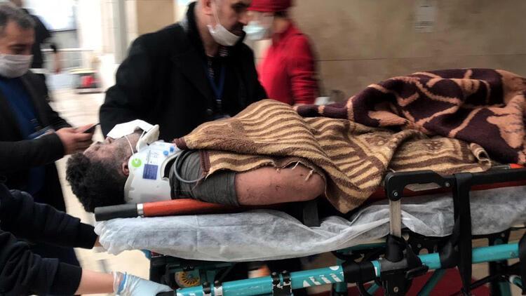 Zonguldak'ta maden ocağındaki göçükte 2 işçi yaralandı